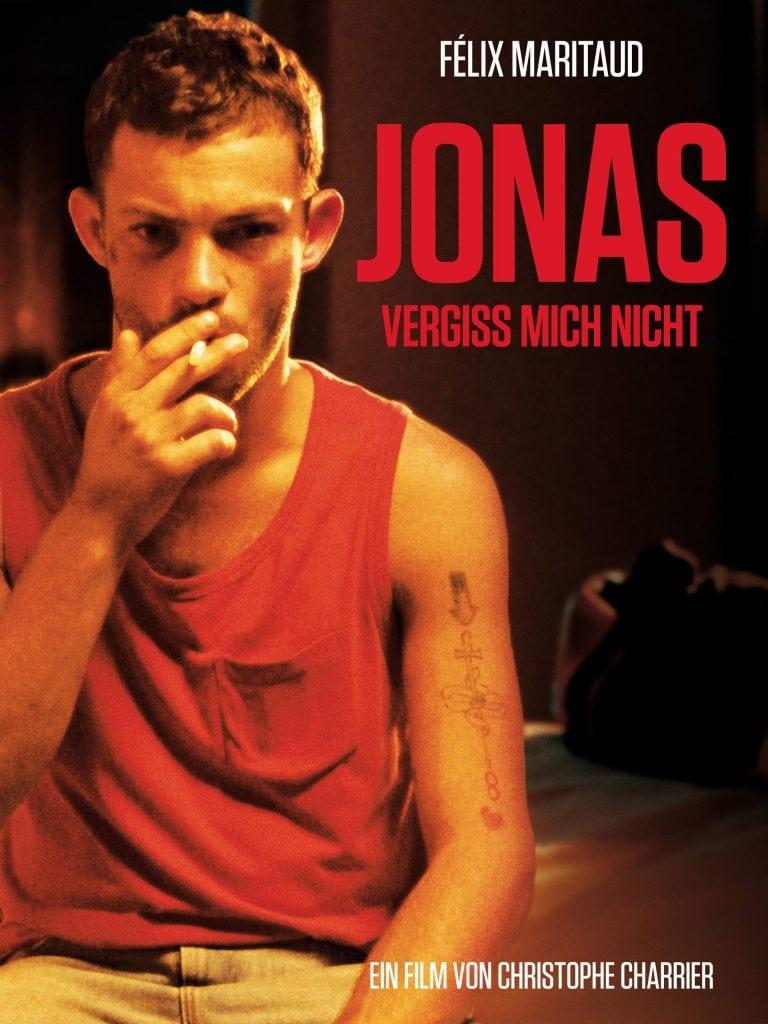 Jonas vergiss mich nicht (Filmcover)