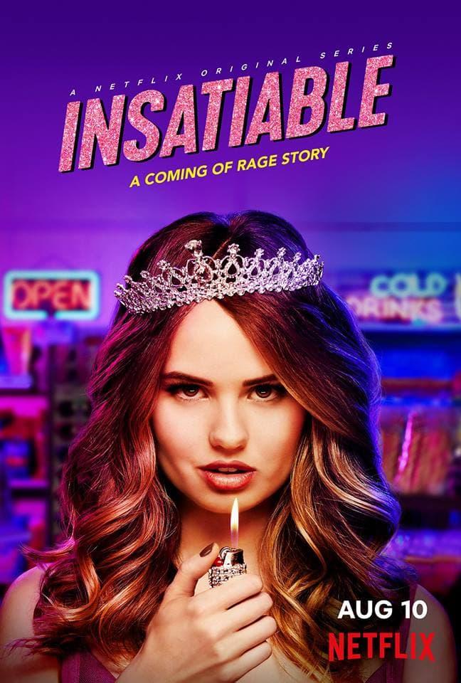 Insatiable (Seriencover)